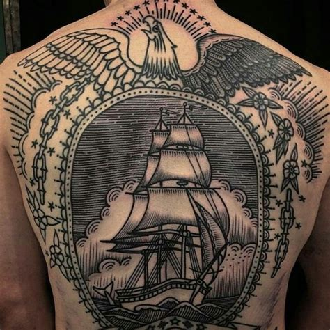 traditional back tattoos 45 superb back designs