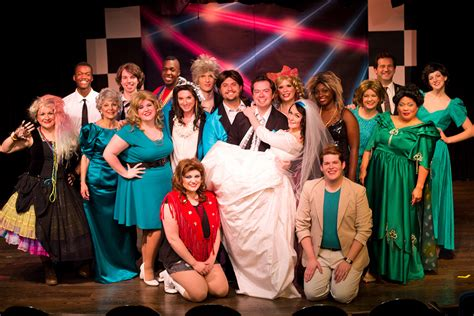 wedding singer damascus theatre company