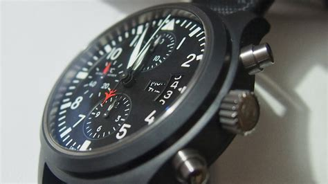 Harga Jam Tangan Merk Iwc Original sold iwc top gun ceramic chronograph jual beli jam