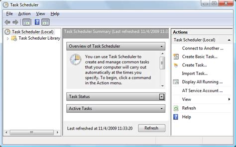 how to schedule a task in windows using windows task scheduler with autobatch plug in