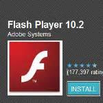 adobe flash player 10 3 for android free adobe flash player 10 2 now in android market for froyo and higher