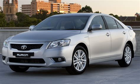 Toyota Aution Toyota Aurion Touring Se Is Special Photos 1 Of 1