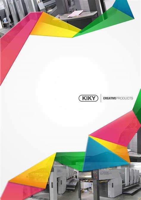 printing company profile layout pt solo murni company profile kiky by erdesign on