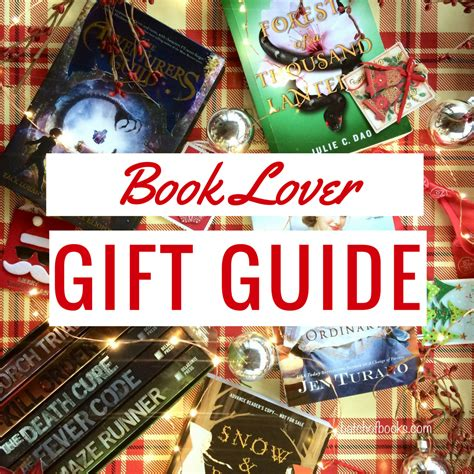 gift guide christmas gift ideas for book lovers of all