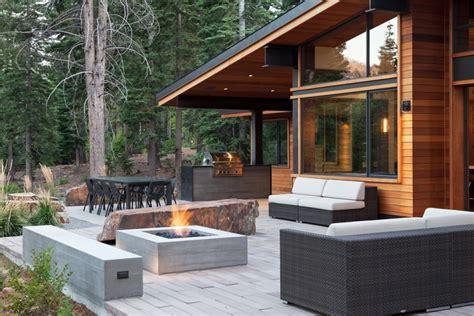 feuerstellen terrasse feuerstelle im garten bauen 49 ideen und bilder als