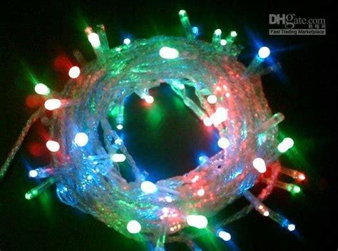 super priceled christmas lights c6 c7 c9 wholesale 500m