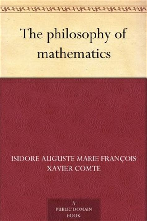 from mathematics to philosophy routledge revivals books the philosophy of mathematics by auguste comte reviews
