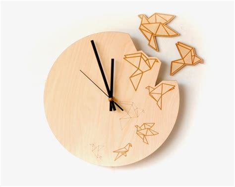Jam Tangan Wooden Style 34 34 wooden wall clocks to warm up your interior