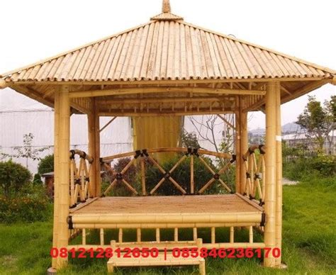 Jual Bibit Kelapa Kopyor Di Bogor saung bambu