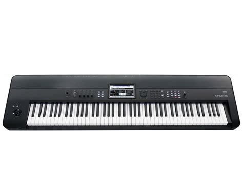 Keyboard Korg Synth korg krome88 krome 88 keyboard workstation piano keyboard