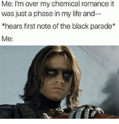 Parade Meme - 25 best memes about the black parade the black parade memes