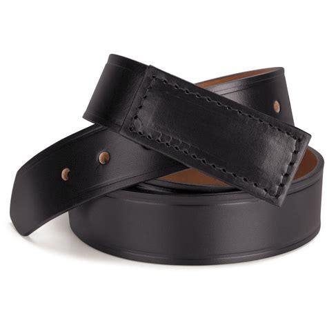 100 leather no scratch buckle belt ab12bk