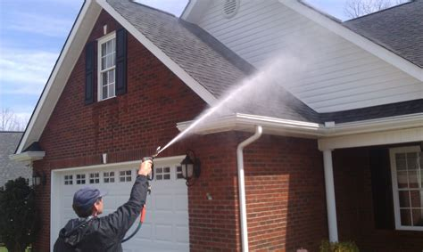 power washing house why choose professionals for pressure washing your home