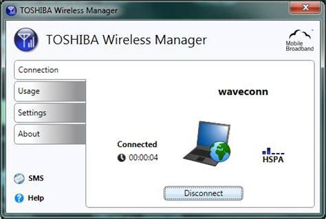 faq how to connect to my 3g network support toshiba laptops notebooks storage