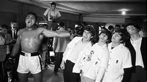 Coloring Book Chance The Rapper Flashback The Day Muhammad Ali Met The Beatles Rolling