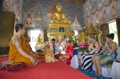 Wedding Blessing Krabi by Krabi Buddhist Blessing Ceremony Package Susan Brian