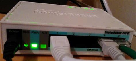 Router Mikrotik Rb750gl mikrotik and me the sheinburger