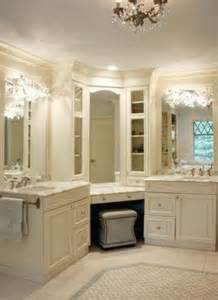Sink Vanity With Makeup Station Pin By Clarissa Atchison On Bathrooms