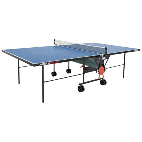 stiga table tennis table stiga roller outdoor table tennis table