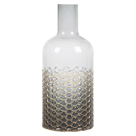 Target Glass Vase by 13 5 Quot Glass Vase Threshold Target