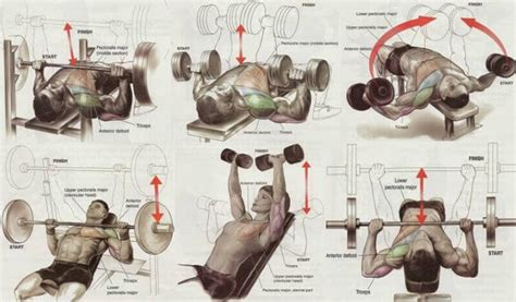 bench press superset the best 4 supersets to build a bigger chest fitness house