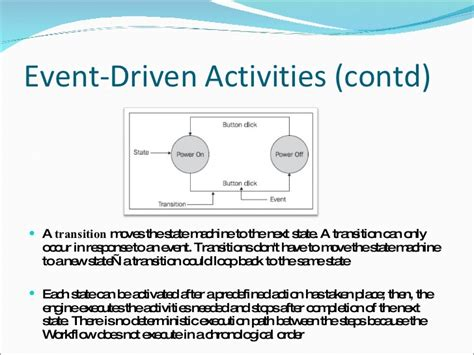 event driven workflow windows workflow foundation
