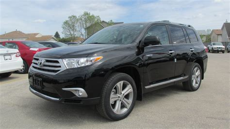 Pictures Of Toyota Pictures Of Toyota Highlander Ii 2013 Auto Database