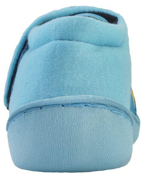 nemo slippers disney finding dory nemo slippers boys slip on booties