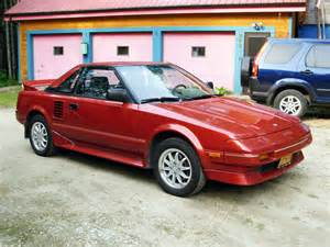 1988 Toyota Mr2 1988 Toyota Mr2 Exterior Pictures Cargurus