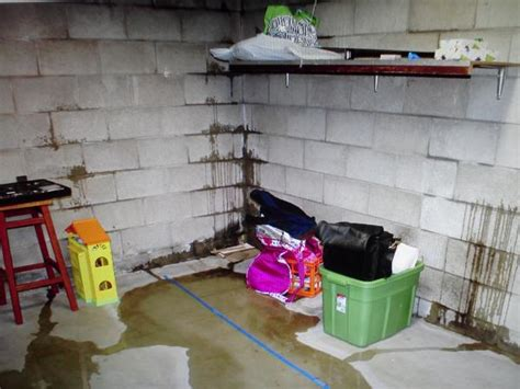 stop basement leaks help with waterproofing outside to prevent basement leaks doityourself community forums