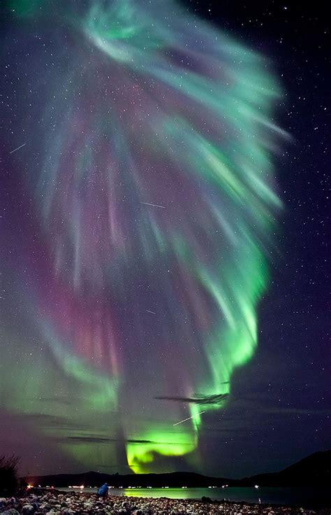 a maior aurora boreal de sempre neg 243 cio digital