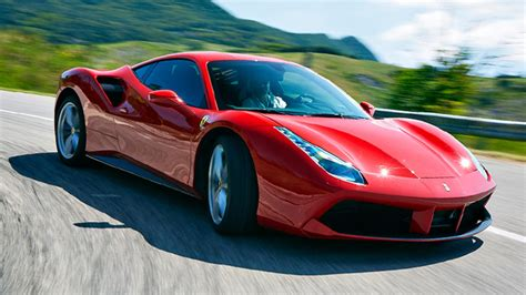 2016 Ferrari 488 Review   Global Cars Brands
