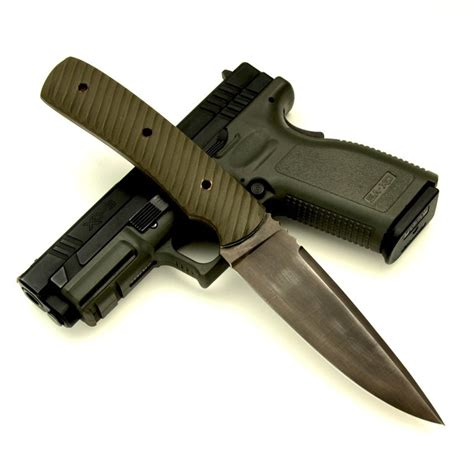 tactical fighting knives tactical arts fighting knife by tuhon leslie buck and