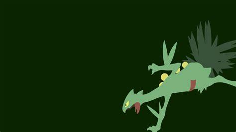 Day Light Savings Time Sceptile Wallpaper Pokemon