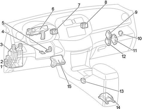 2012 toyota rav4 fuse box diagram free wiring