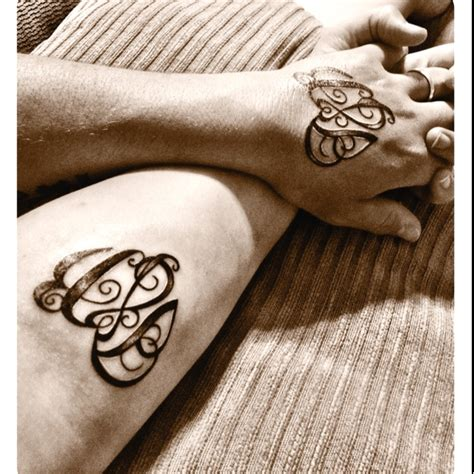 couple matching tattoo 40 wonderful pictures of tattoos for couples