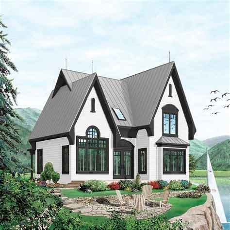 vacation cottage plans adorable vacation cottage 21127dr architectural designs house plans