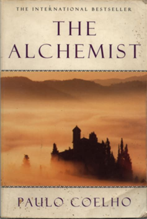 libro the alchemist a book about following your dream the alchemist kevinp321 s weblog