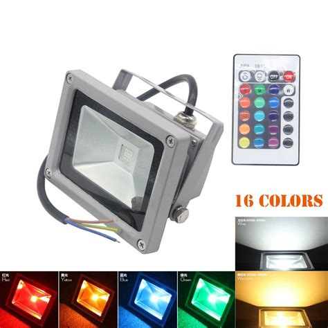 Led Light Color Changing Rgb Outdoor Remote Light Tree Outdoor Color Changing Led Lights