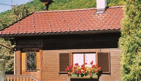 dachziegel aus blech blechdachziegel delta coversys dachziegel aus blech