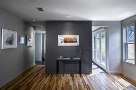 gray accent wall how to use paint to add character to your home