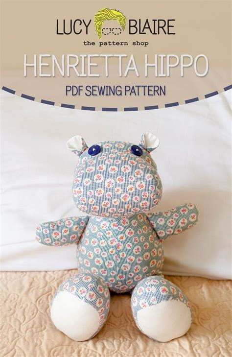 Handmade Stuffed Animal Sewing Patterns - best 25 animal sewing patterns ideas on