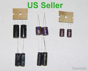 capacitor kit for dell gx280 dell sx280 motherboard capacitor replacement repair kit ebay