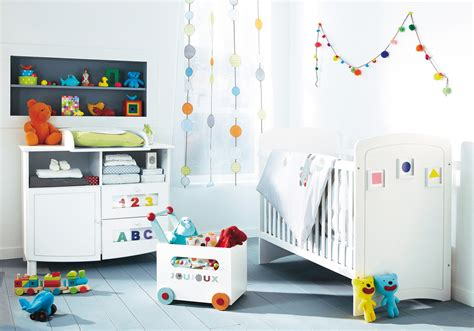 Decoration For Nursery 11 Cool Baby Nursery Design Ideas From Vertbaudet Digsdigs