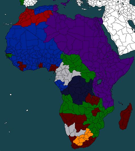 civ v africa map 1910 during the scramble for africa civilization v