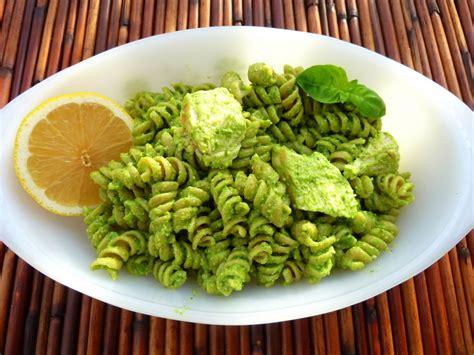 pasta salad pesto cookin cowgirl pesto pasta salad with chicken
