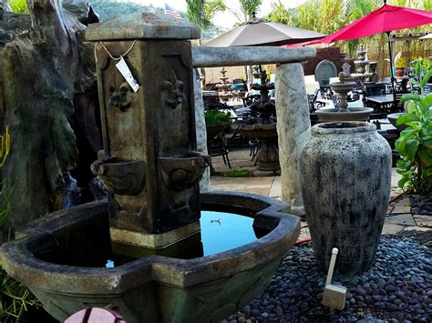 Ls Plus Outdoor Fountains by Fountains Patio Furniture Plus