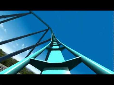 leviathan roller coaster virtual pov cgi animated bm giga