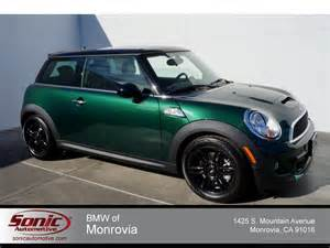Mini Cooper Racing Green Racing Green Mini Cooper Black Roof With Pictures