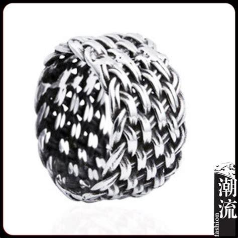 Handmade Rings For - really 925 silver vintage lucky handmade organization